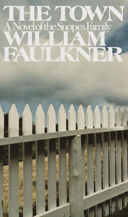 The Town By: William Faulkner