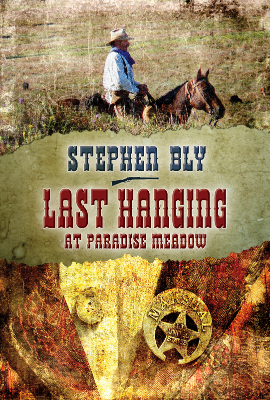 Last Hanging at Paradise Meadow: A Stuart Brannon Novel - Book 3 By: Stephen Bly