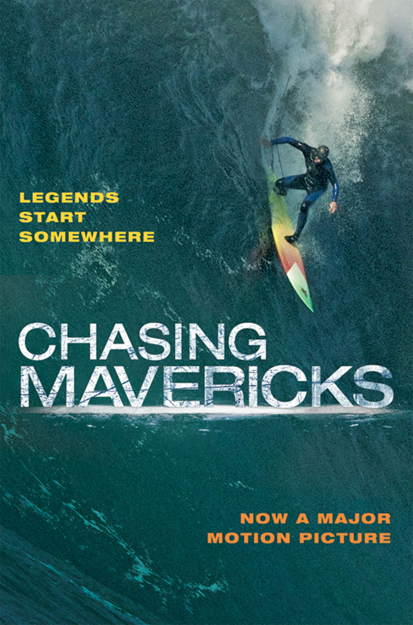 Chasing Mavericks: The Movie Novelization By: Christine Peymani