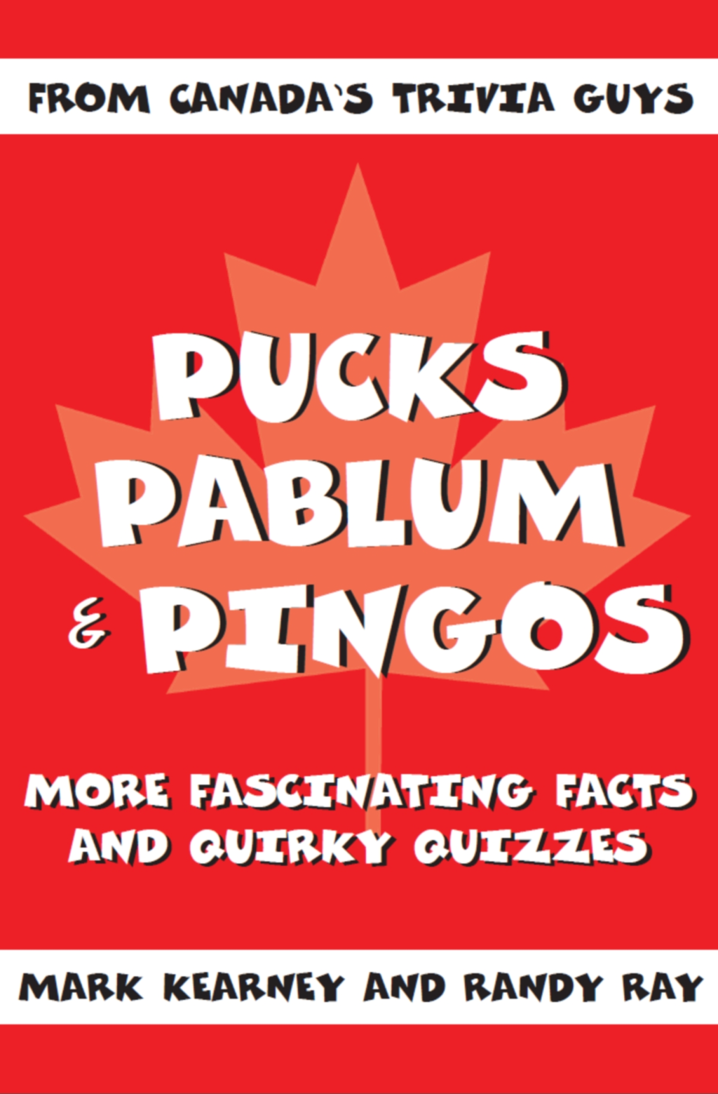 Pucks, Pablum and Pingos