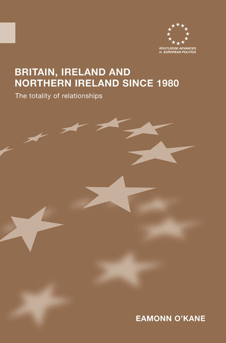 Anglo- Irish Relations and the Northern Ireland Conflict