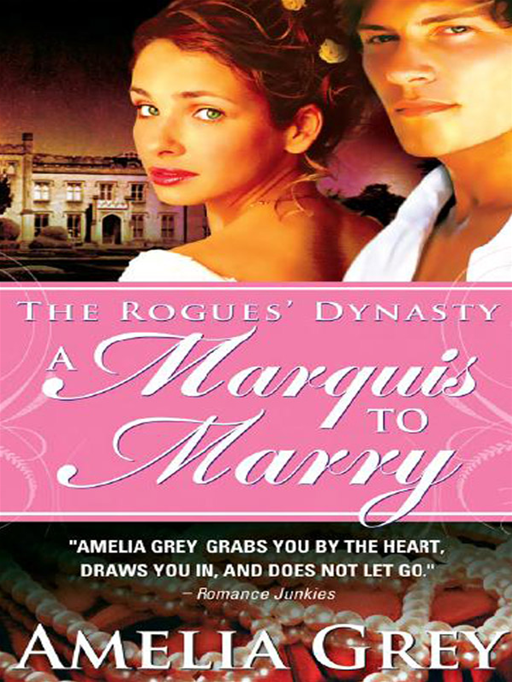 Marquis To Marry By: Grey,Amelia