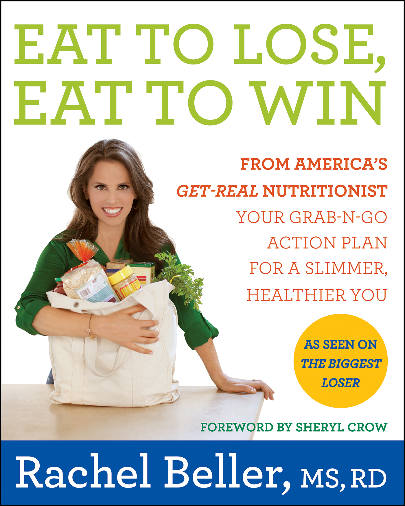 Eat to Lose, Eat to Win By: Rachel Beller