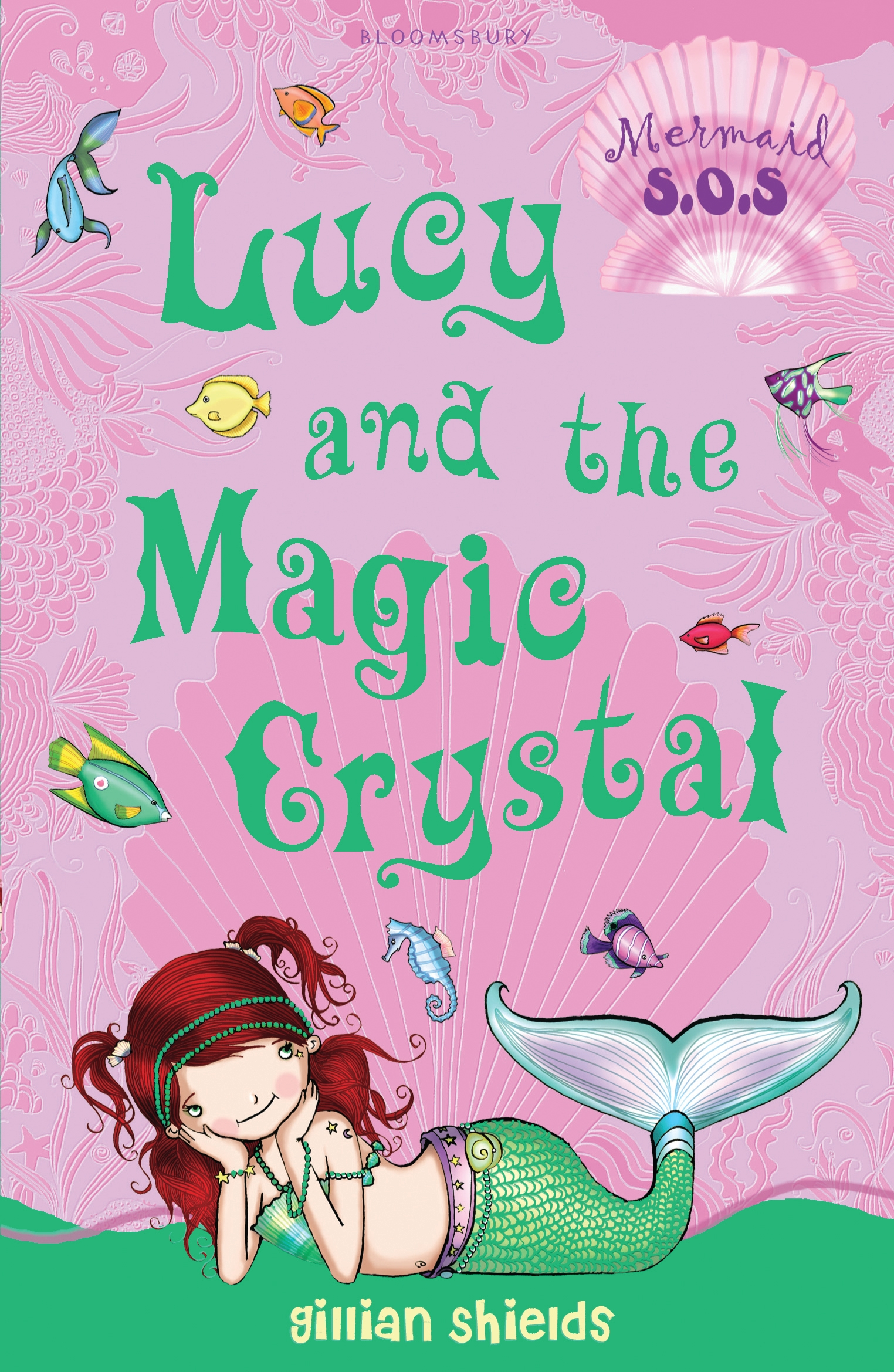 Lucy and the Magic Crystal