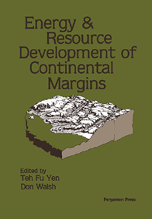 Energy & Resource Development of Continental Margins