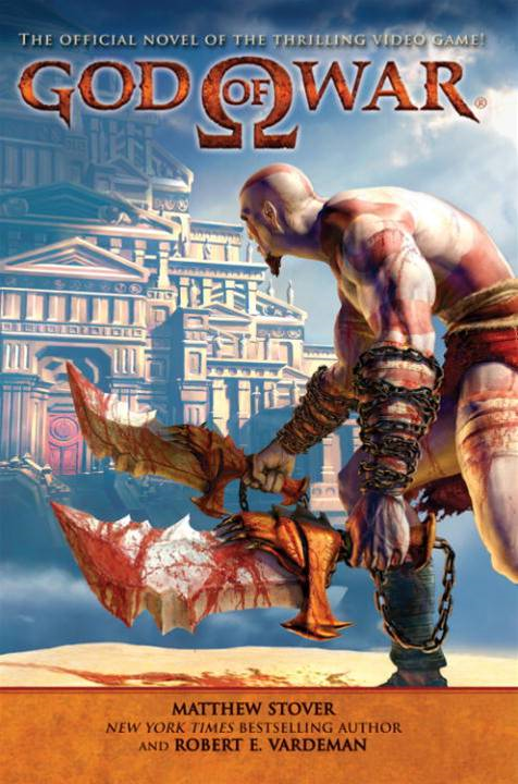 God of War By: MATTHEW STOVER,Robert E. Vardeman