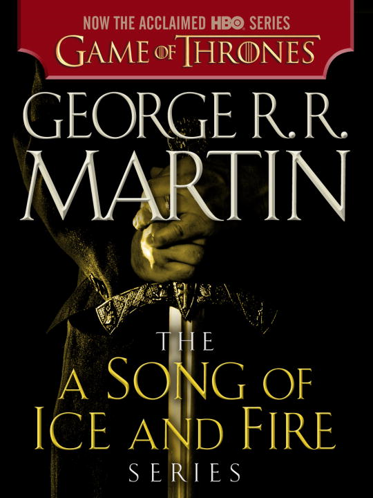 A Game of Thrones 5-Book Bundle