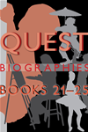 Quest Biographies Bundle  Books 2125