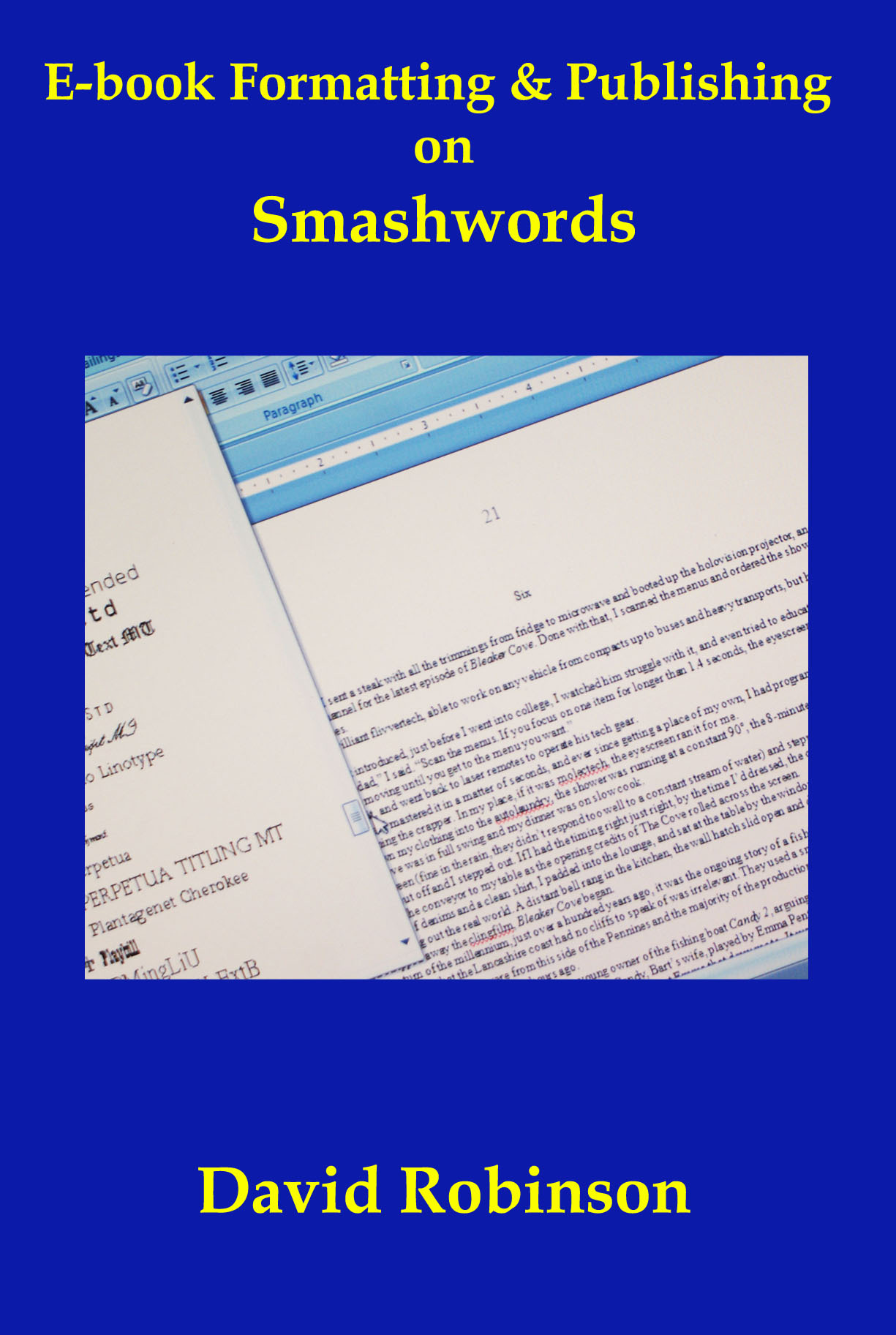 E-book Formatting & Publishing on Smashwords