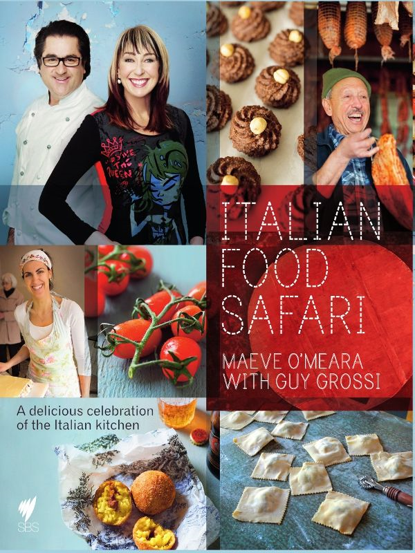 Italian Food Safari By: Maeve O'Meara