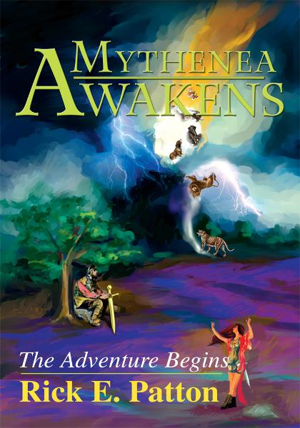 Mythenea Awakens By: Rick Patton