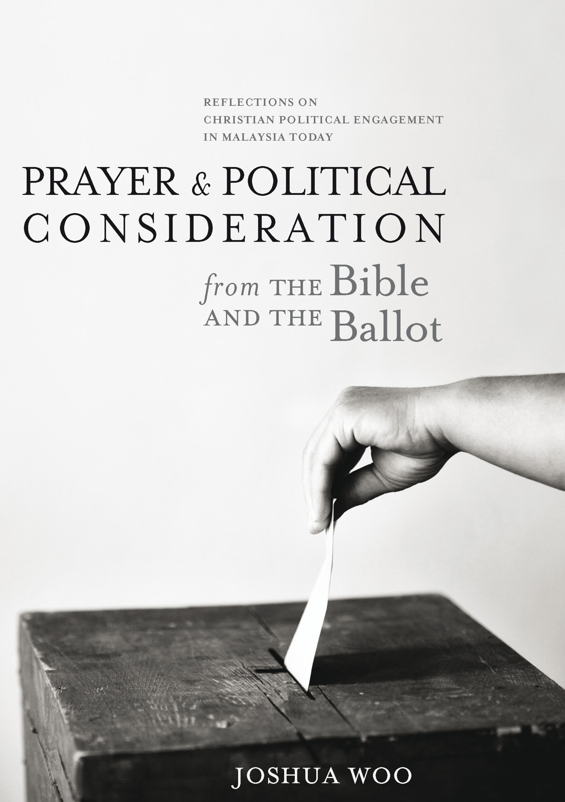 Prayer & Political Consideration