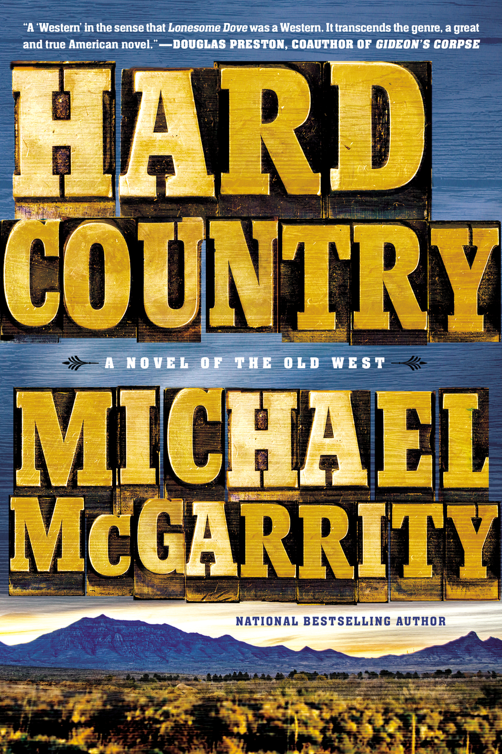 Hard Country By: Michael McGarrity