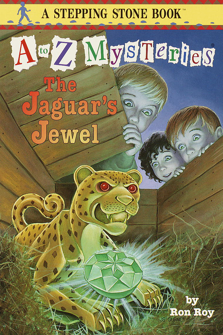 A to Z Mysteries: The Jaguar's Jewel