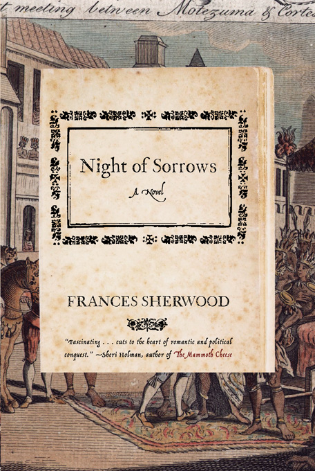 Night of Sorrows: A Novel