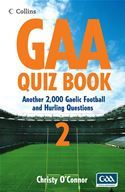 download GAA Quiz Book 2: Another 2,000 Gaelic Football and Hurling Questions book