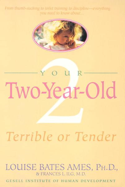 Your Two-Year-Old