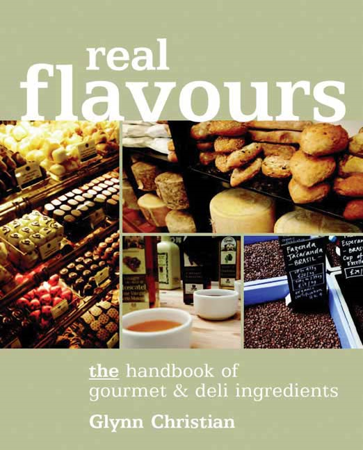 Real Flavours By: Christian, Glynn