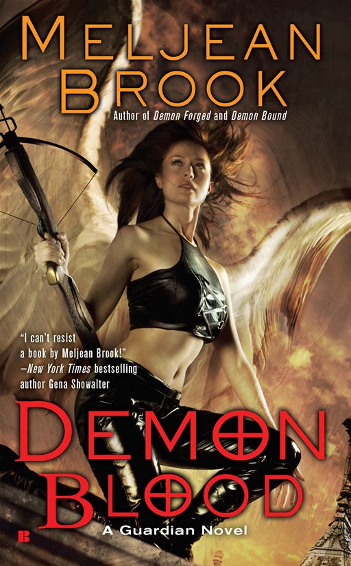 Demon Blood By: Meljean Brook