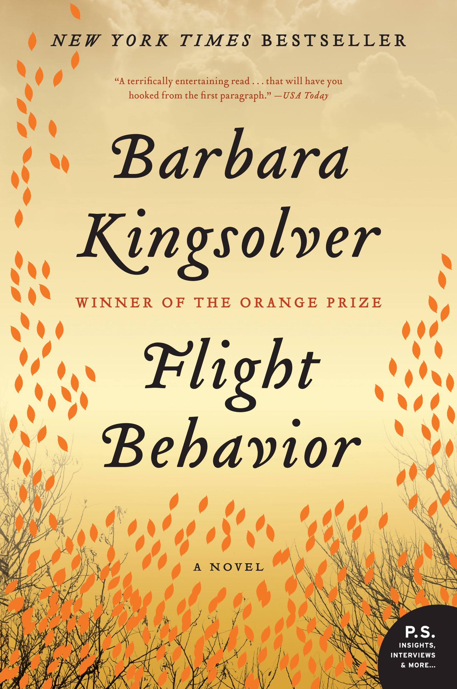 Flight Behavior By: Barbara Kingsolver