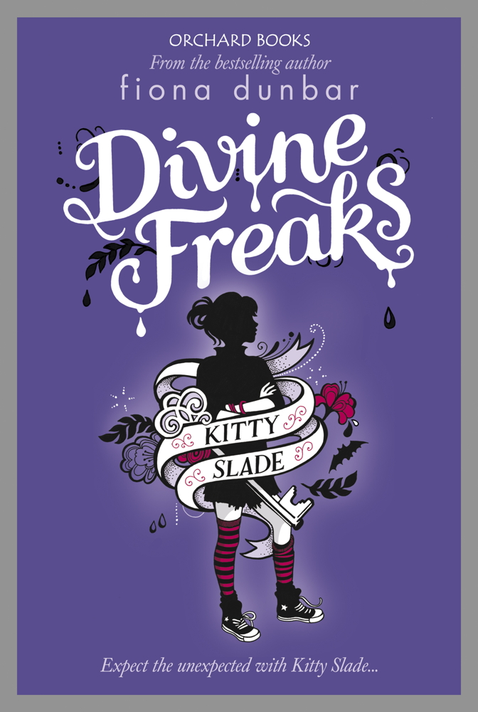 Kitty Slade 1: Divine Freaks
