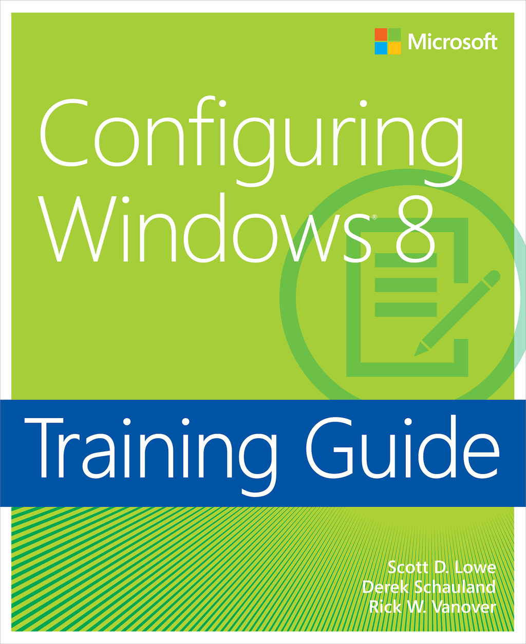 Training Guide: Configuring Windows 8