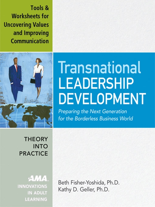Transnational Leadership Development: Tools & Worksheets for Uncovering Values and Improving Communication - Appendix 1
