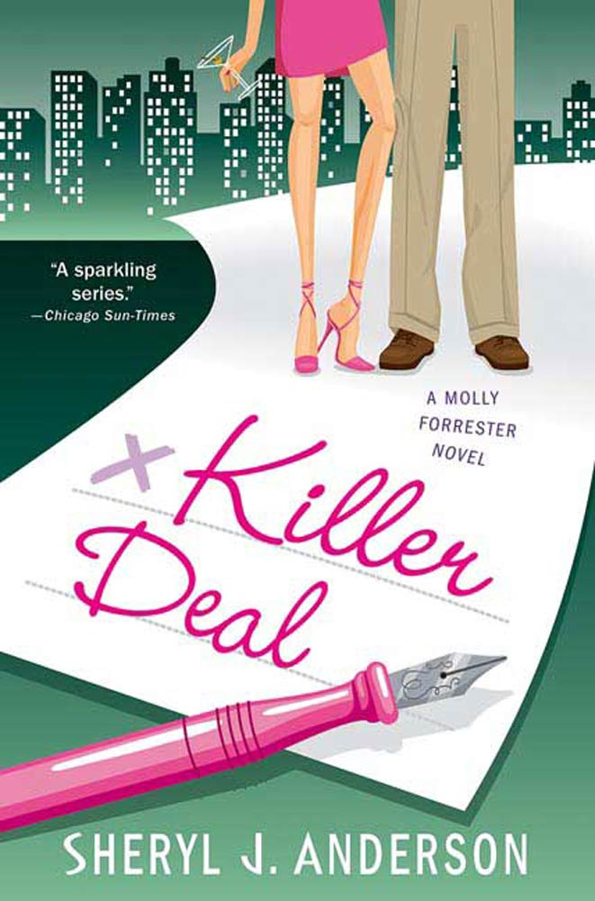 Killer Deal By: Sheryl J. Anderson