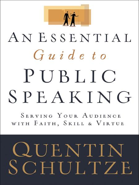 Essential Guide to Public Speaking, An