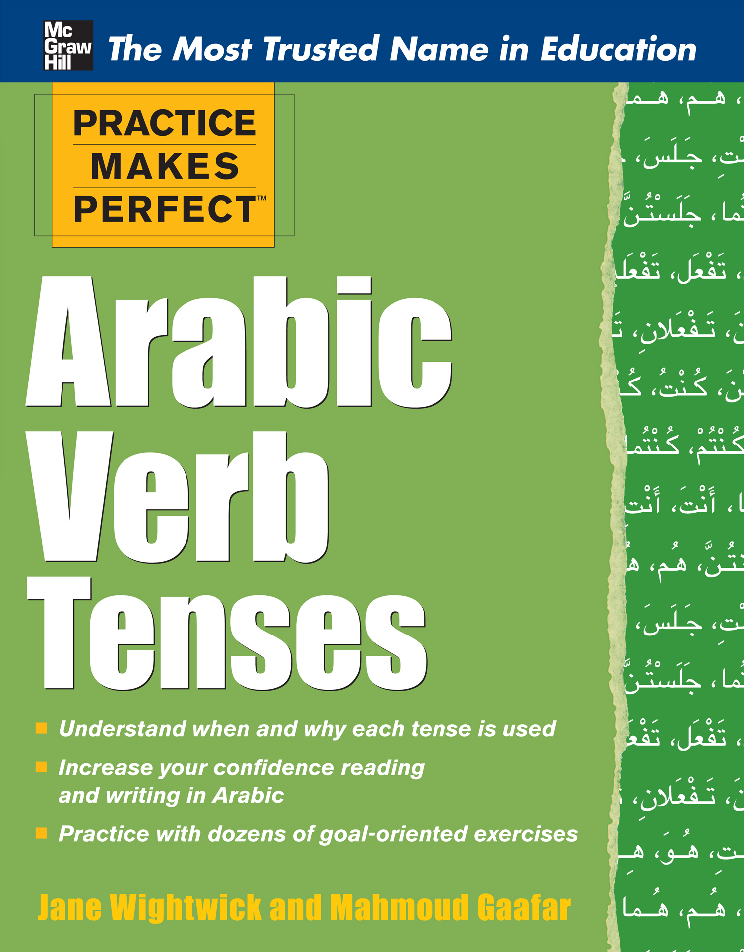 Practice Makes Perfect Arabic Verb Tenses By:  Mahmoud Gaafar,Jane Wightwick
