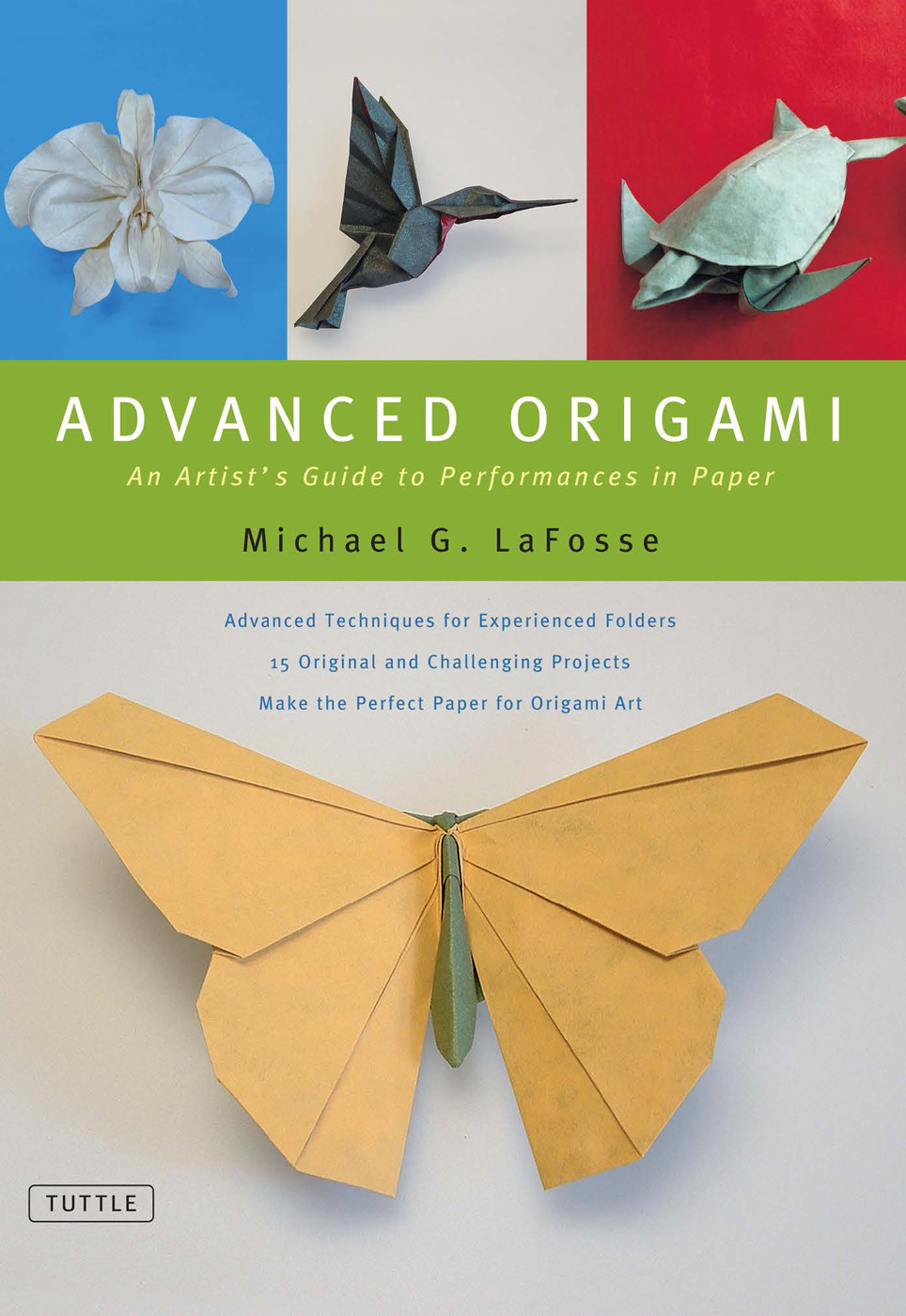 Advanced Origami By: Michael G. Lafosse