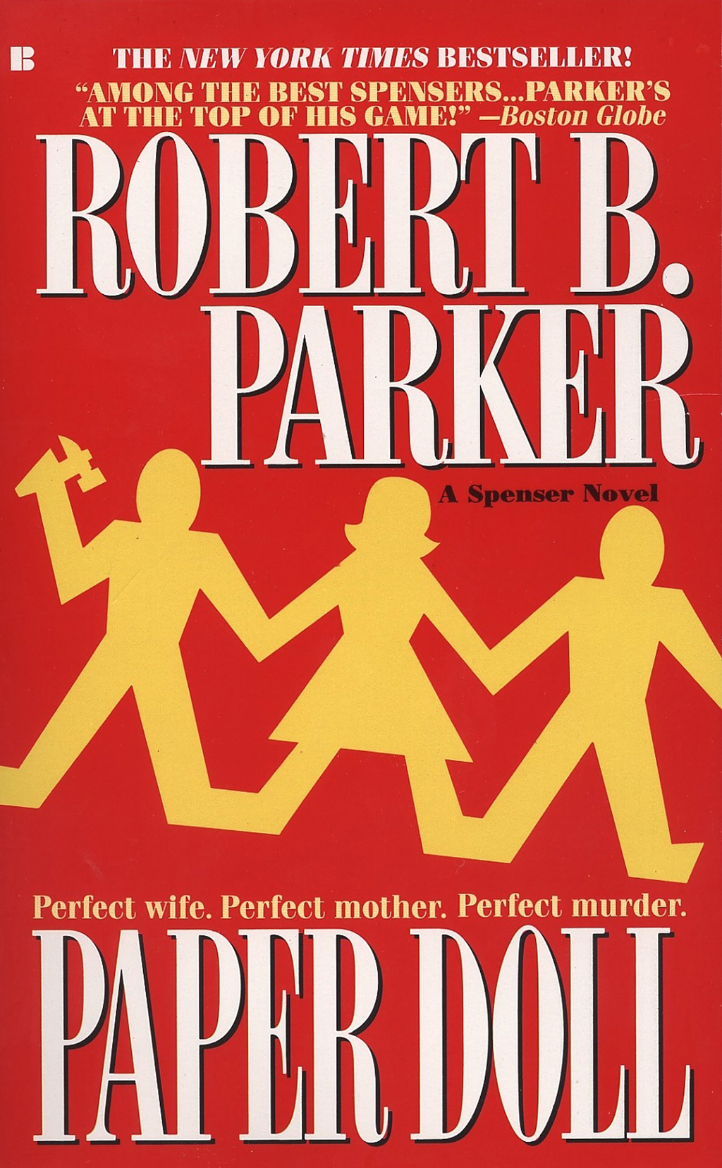 Paper Doll By: Robert B. Parker