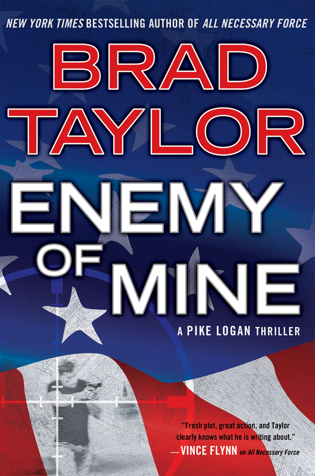 Enemy of Mine By: Brad Taylor