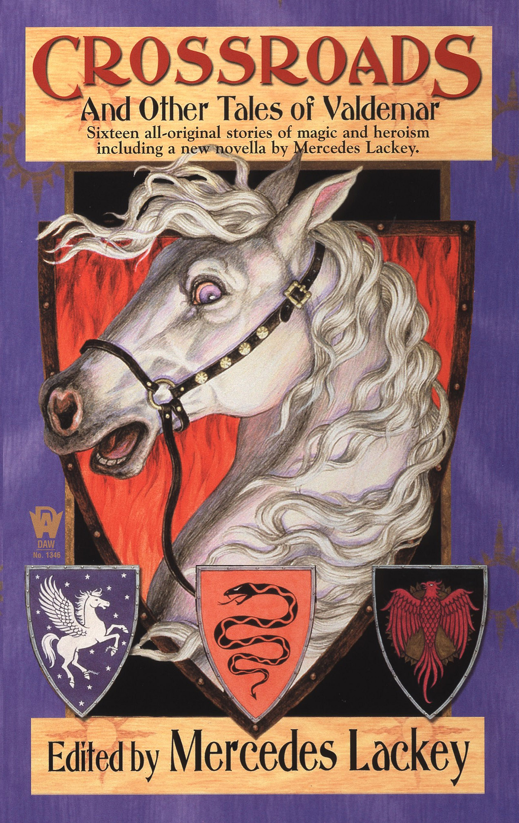Crossroads and Other Tales of Valdemar By: Mercedes Lackey