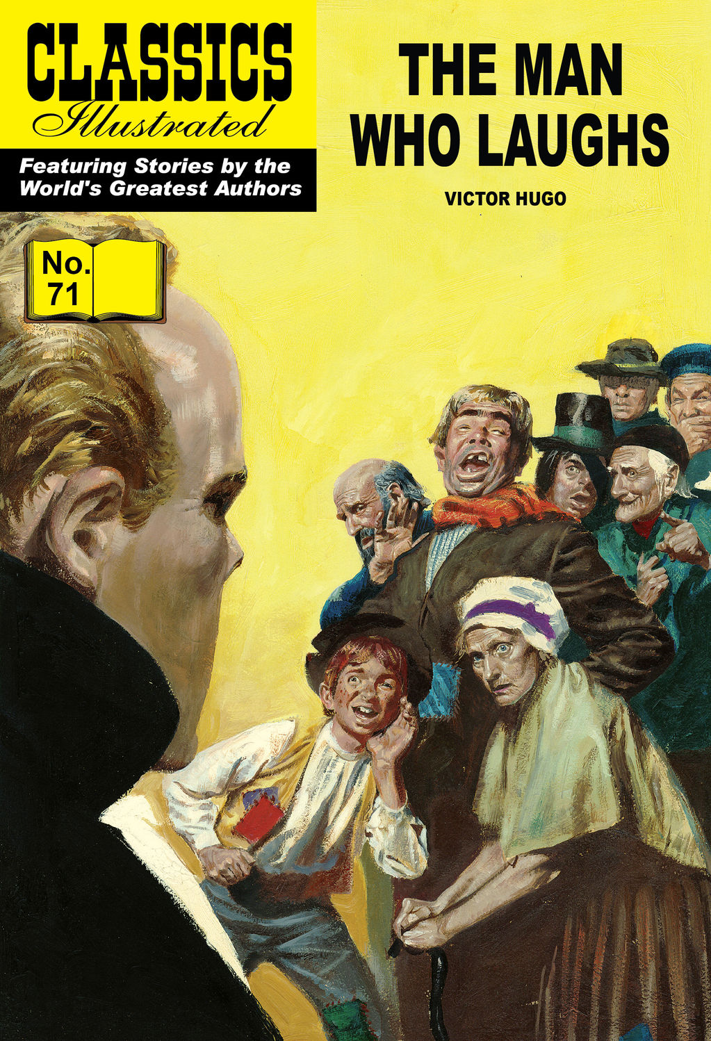 The Man Who Laughs - Classics Illustrated #71