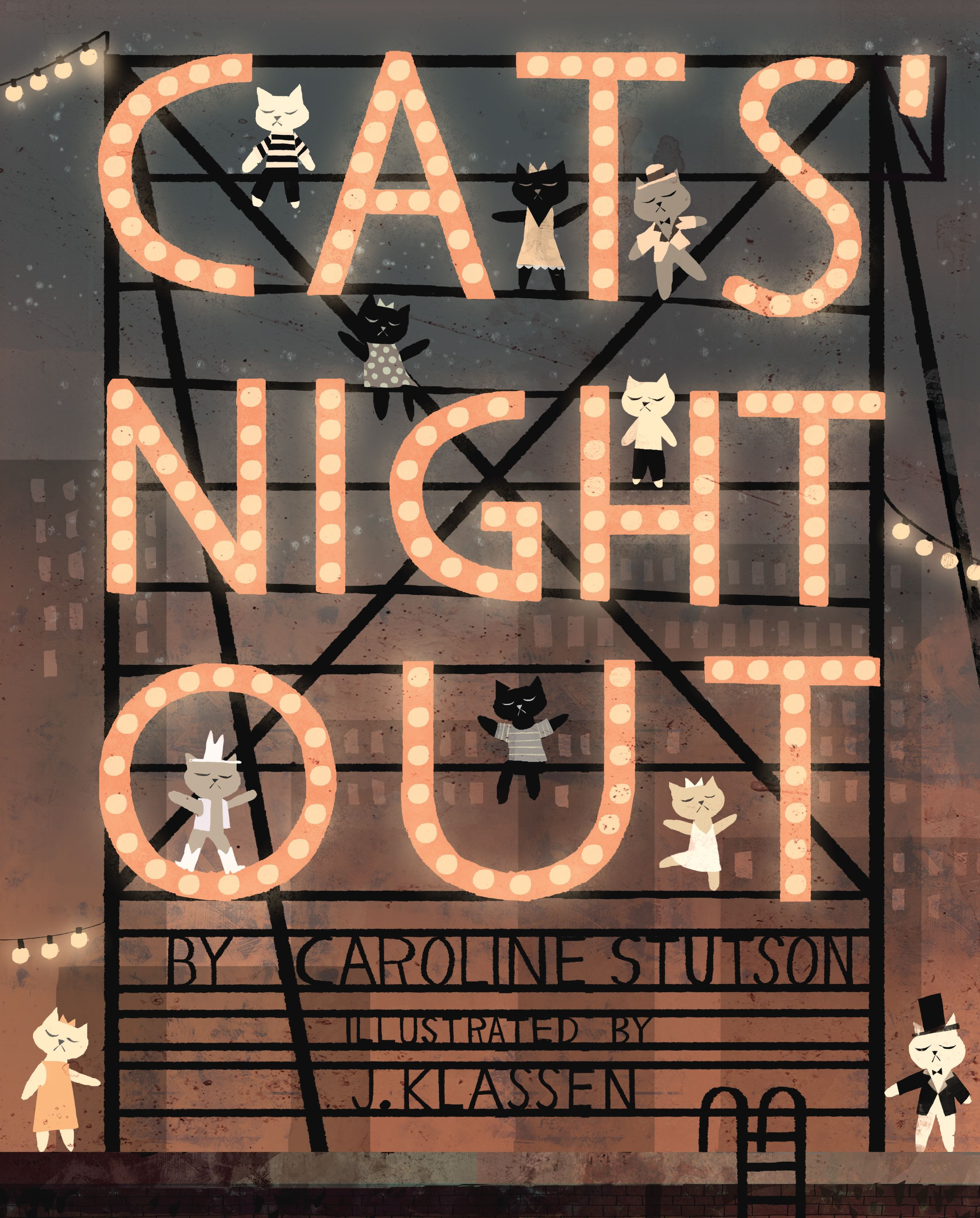 download cats' night out book