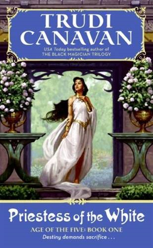Priestess of the White: Age of the Five Gods Trilogy Book 1, The