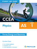 Ccea As Physics Student Unit Guide: Unit 1                            Forces, Energy And Electricity