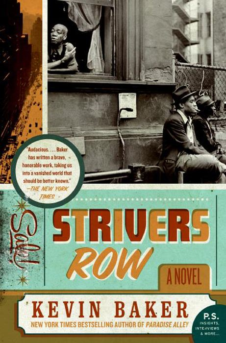 Strivers Row By: Kevin Baker