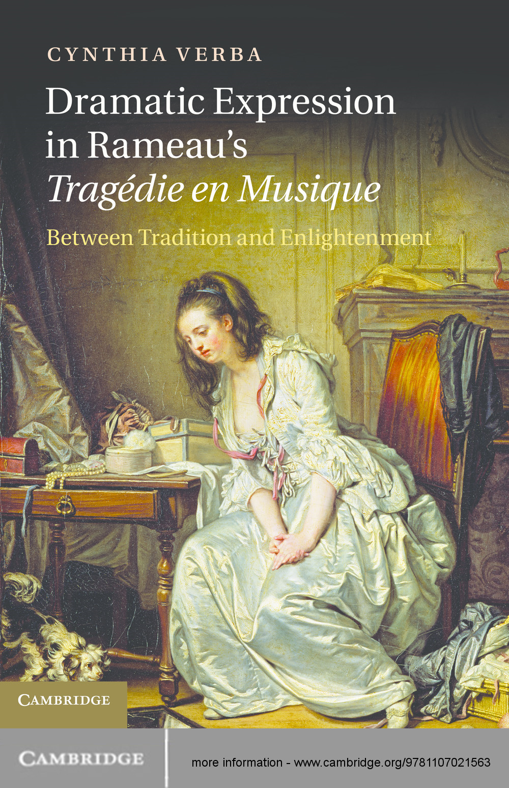 Dramatic Expression in Rameau's Trag�die en Musique Between Tradition and Enlightenment