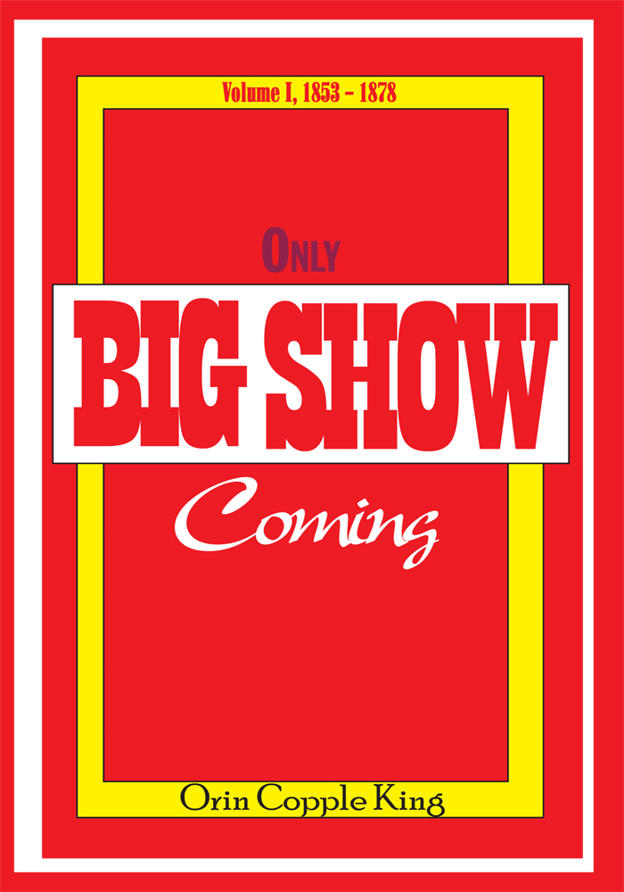 Only Big Show Coming