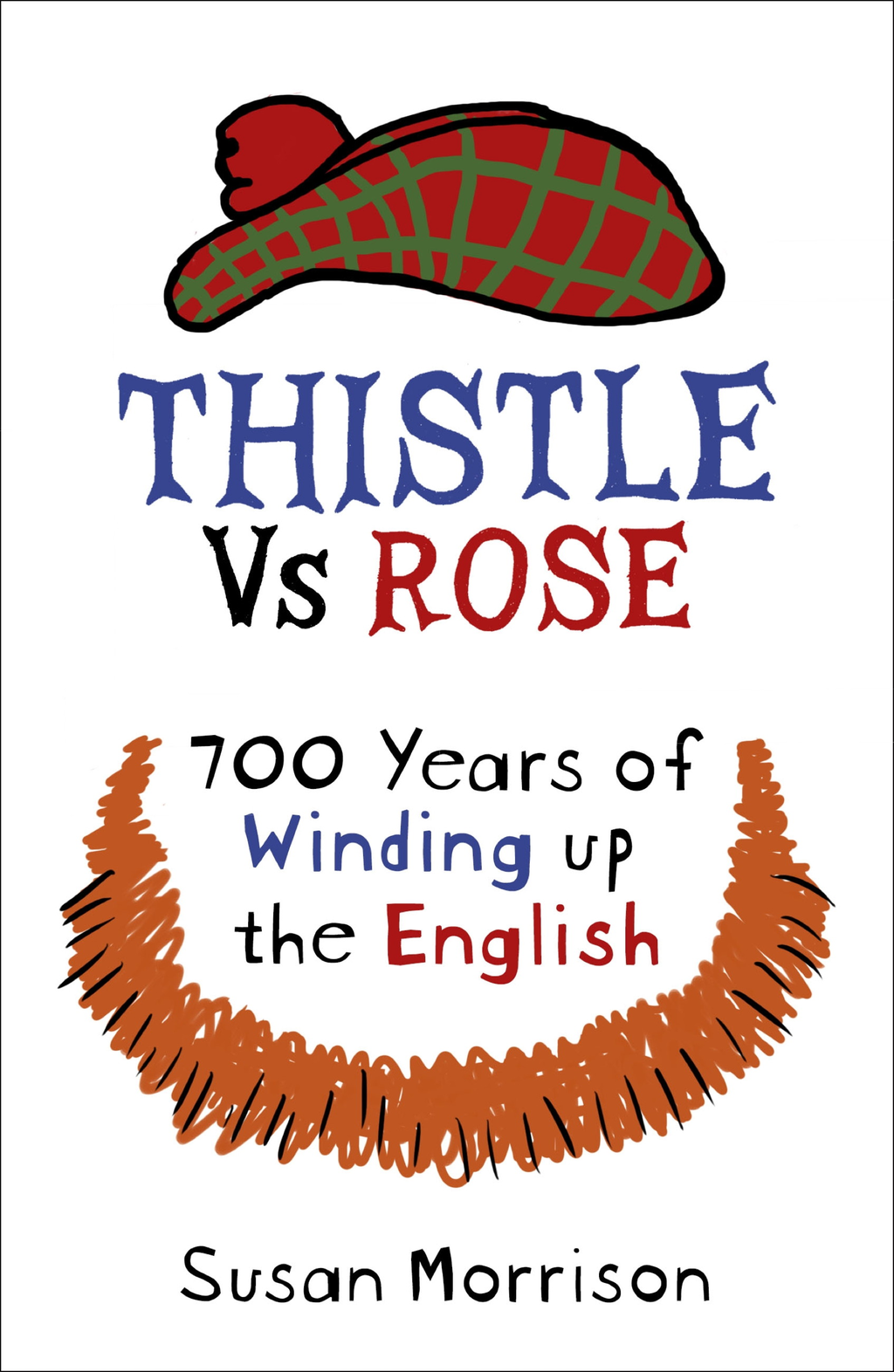 Thistle Versus Rose 700 Years of Winding Up the English