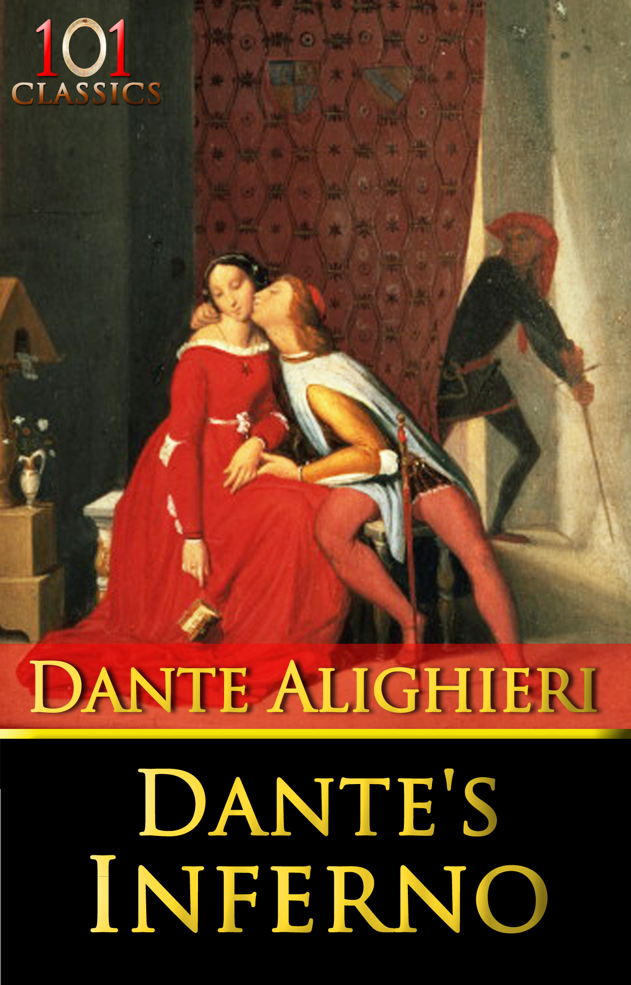Dante's Inferno (New Edition + Active Table of Contents)