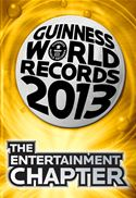 Picture of - GUINNESS WORLD RECORDS 2013 THE ENTERTAINMENT CHAPTER