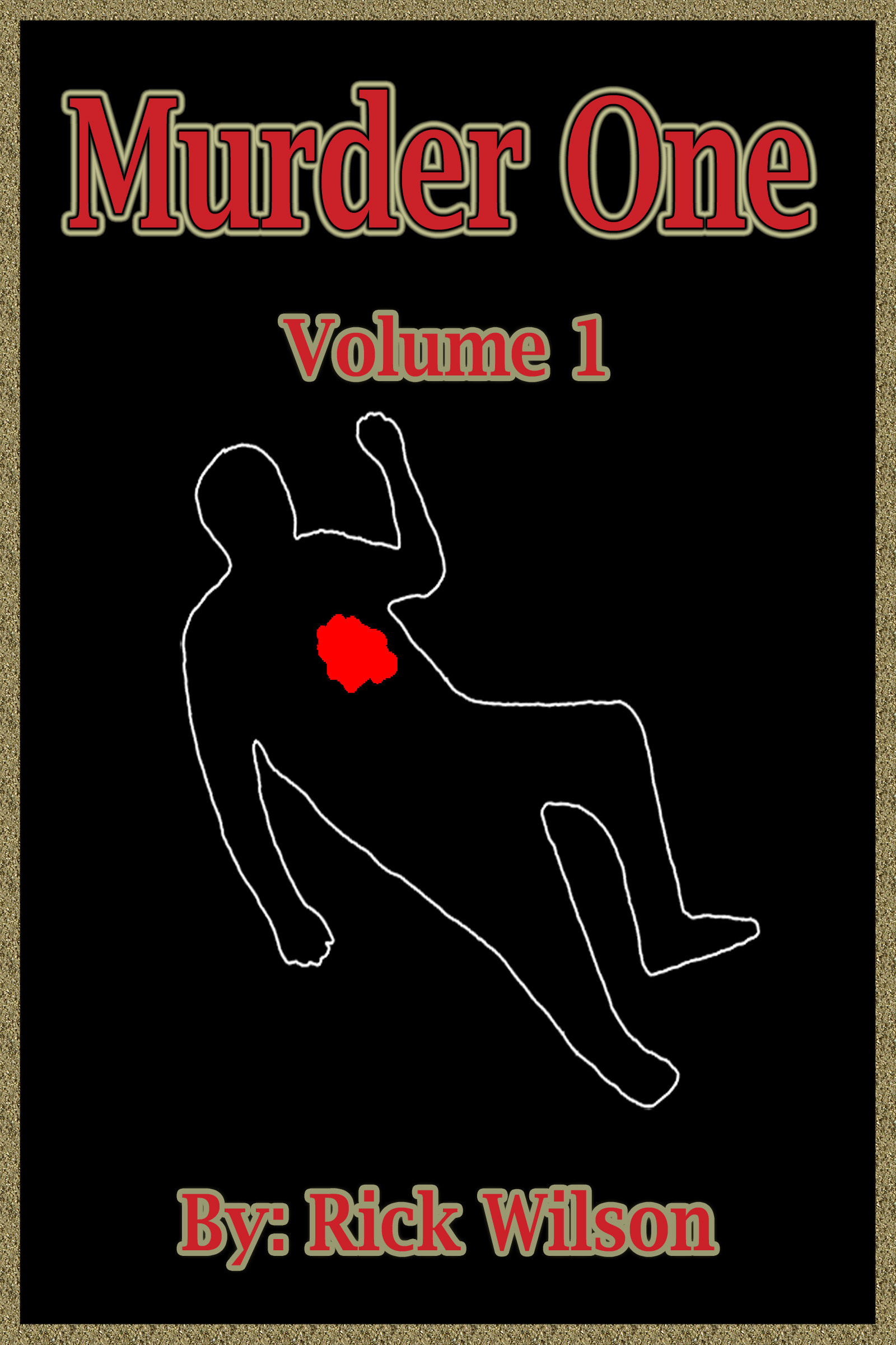 Murder One  Volume 1