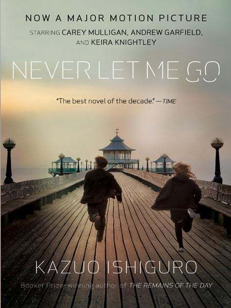 Never Let Me Go By: Kazuo Ishiguro