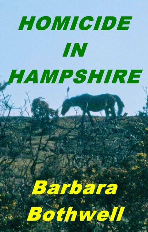 Homicide in Hampshire By: Barbara Bothwell