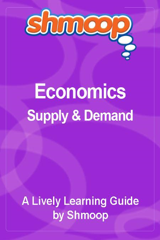 download Shmoop Economics Guide: Supply & Demand book