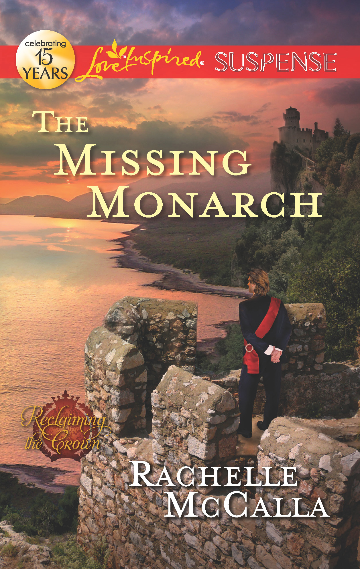 The Missing Monarch By: Rachelle McCalla