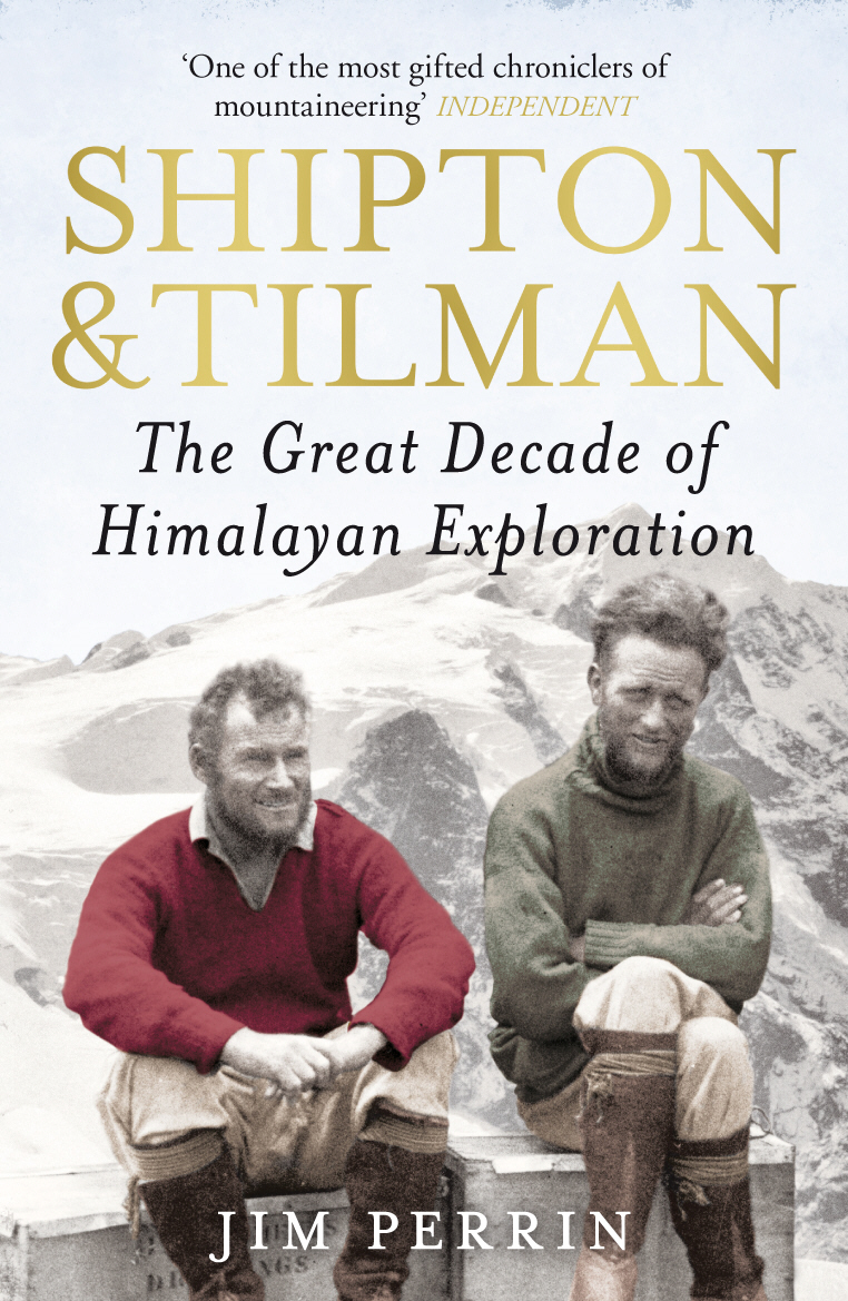 Shipton and Tilman